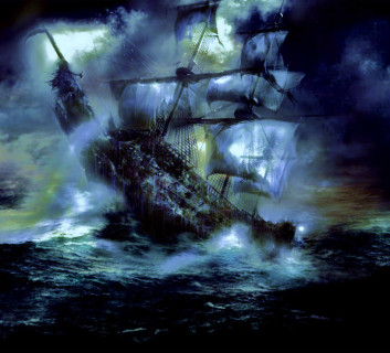 SINKING ONE'S OWN SHIP IN THE MIDDLE OF A RAGING SEA…